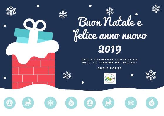 Circ N 77 Buon Natale 2018 E Felice Anno Nuovo 2019